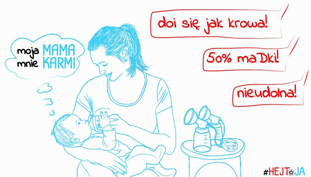 Mamy ofiarami hejtu, bo odciągają mleko, aniekarmią piersią! wpytanienasniadanie.tvp.pl – 2020