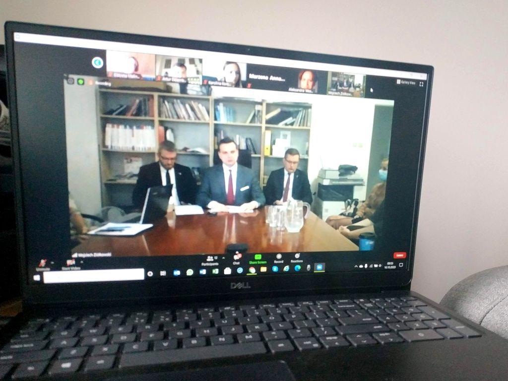 Posiedzenie Parlamentarnego Zespołu ds. Opieki Okołoporodowej – 2020